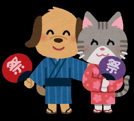 animal_yukata_couple